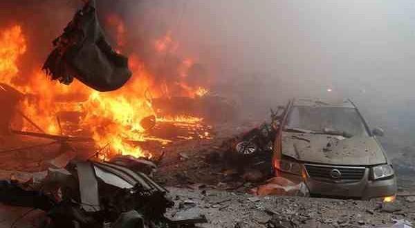 تفجيرات دمشق