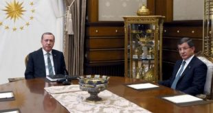 أردوغان وأغلو