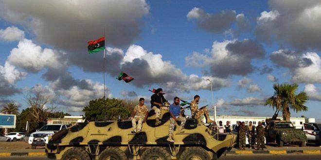 اشتباكات ليبيا