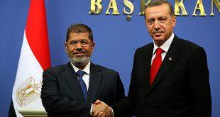 أردوغان ومرسي