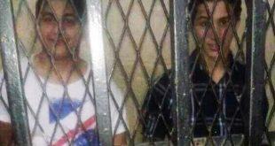 اطفال مصر المعتقلين