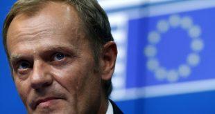 رئيس الاتحاد الأوروبى دونالد توسك