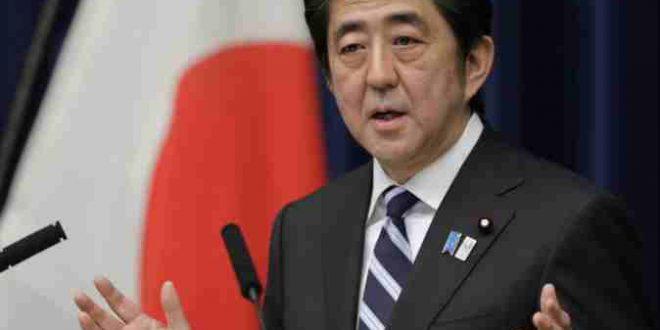 رئيس الوزراء اليابانى