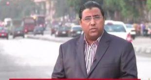 """حملة على موقع """"آفاز"""" للإفراج عن صحفي الجزيرة بمصر محمود حسين"""