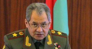 وزير الدفاع الروسى