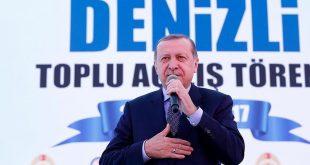 أردوغان: سأواصل طريقي مع شعبي إذا رشحني حزبي للرئاسة المقبلة