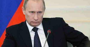 بوتين الرئيس الروسي