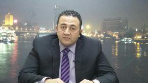 عمرو عبدالهادي، رئيس حزب الضمير الديمقراطي